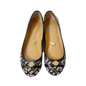 Tommy Hilfiger Logo Flats Shoes